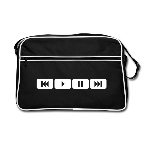 Music player-bag - Retrolaukku