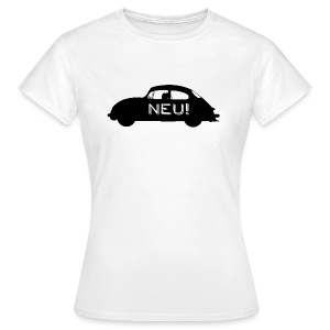 Neu! Motorik - Women's T-Shirt
