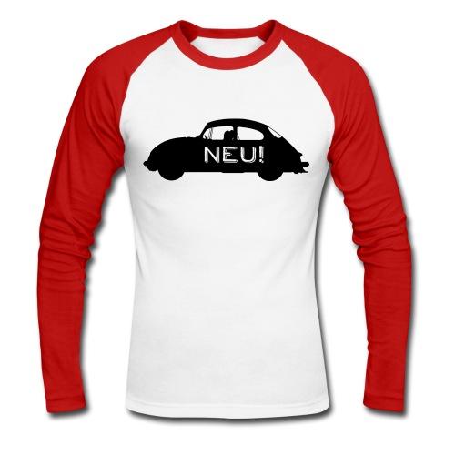 Neu! Motorik - Men's Long Sleeve Baseball T-Shirt