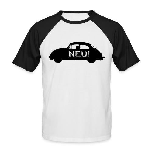 Neu! Motorik - Men's Baseball T-Shirt