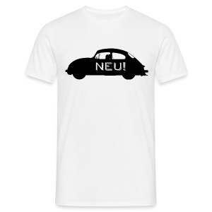 Neu! Motorik - Men's T-Shirt