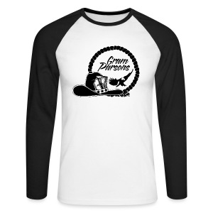 Gram Parsons - Men's Long Sleeve Baseball T-Shirt