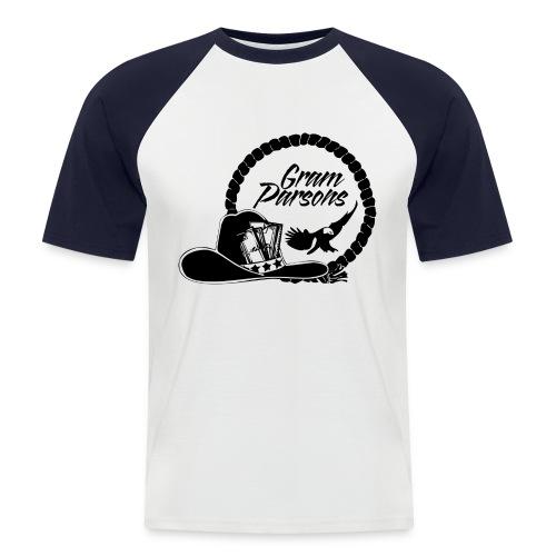 Gram Parsons - Men's Baseball T-Shirt