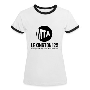 Lexington 125 - Women's Ringer T-Shirt