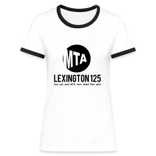 Lexington 125 - Women's Ringer T-Shirt