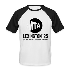 Lexington 125 - Men's Baseball T-Shirt