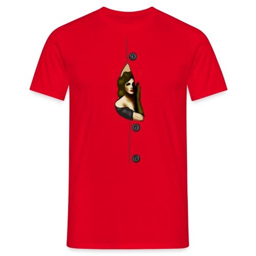 tiitut - T-shirt herr