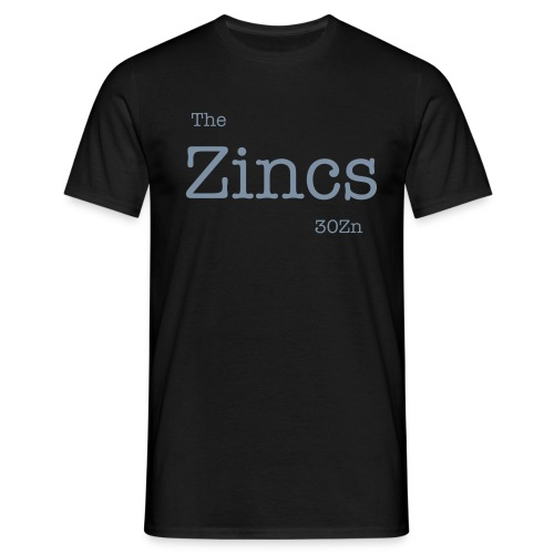 Zincs T shirt - Men's T-Shirt