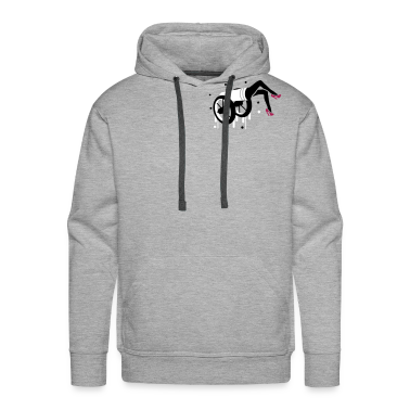 Heather grey Sex Bomb Hoodies & Sweatshirts