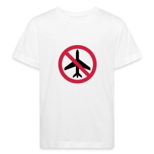 NoFlyShirt - Kinder Bio-T-Shirt