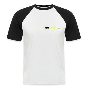 Tee-shirt Baseball Toopneus - T-shirt baseball manches courtes Homme
