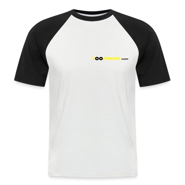 Tee-shirt Baseball Toopneus