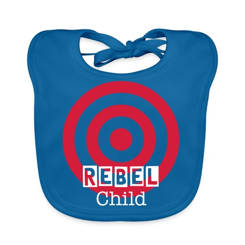 Baby Bib - Rebel Child - Baby Organic Bib
