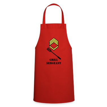 Red grill sergeant (2c)  Aprons