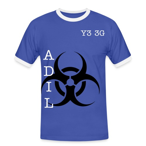 ADIL - Men's Ringer Shirt