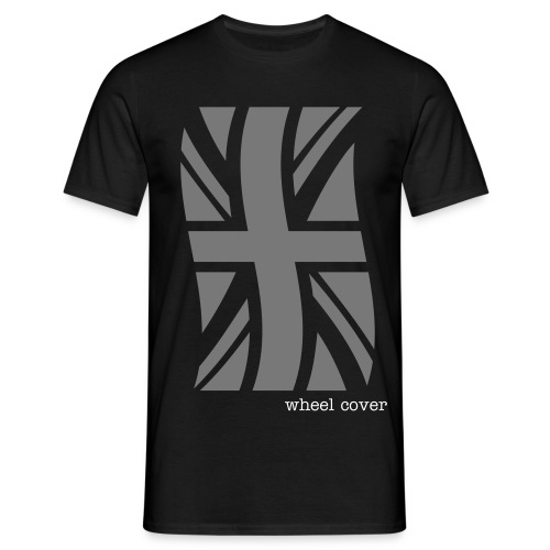 wheel cover uk - T-shirt Homme