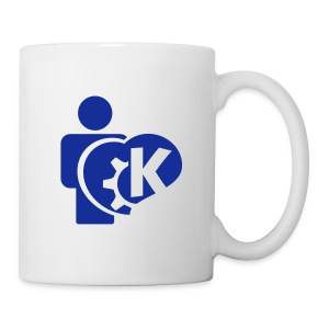 I love KDE - Coffee Mug - Mug