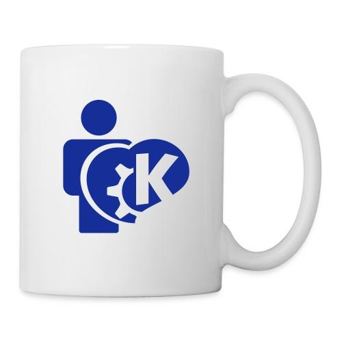 I love KDE - Coffee Mug - Mug