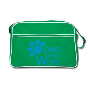 Open Your World - Retro Bag - Retro Bag