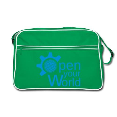 Open Your World - Retro Bag - Retro Bag