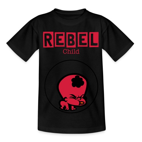 Original T-Shirt Rebel Child - Teenage T-Shirt