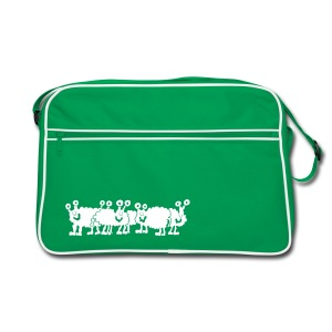 Retrotasche Sheepy - Retro Tasche
