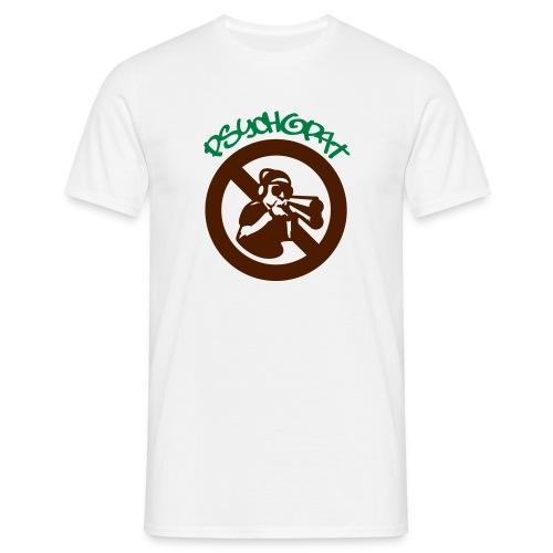 Psychopat Tee - T-shirt herr
