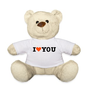 Knuffelbeer - Teddy