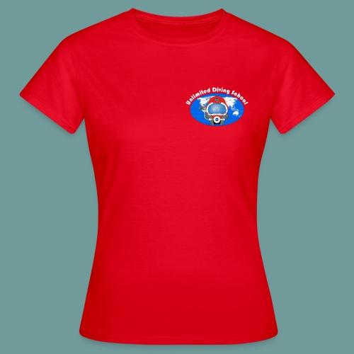 T-shirt F UDS 02 - T-shirt Femme