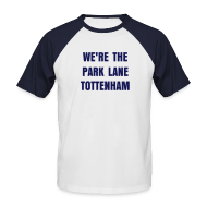 T-Shirts ~ Men's Baseball T-Shirt ~ Park Lane T-Shirt