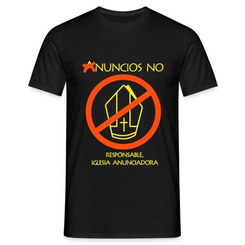 IGLESIA NO - Camiseta hombre