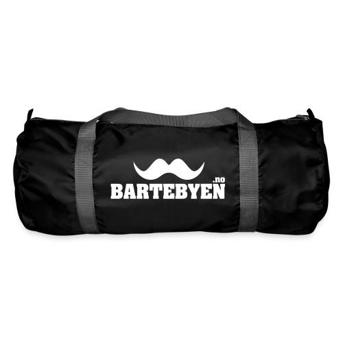 Bartebyen sportsbag grønn - Sportsbag