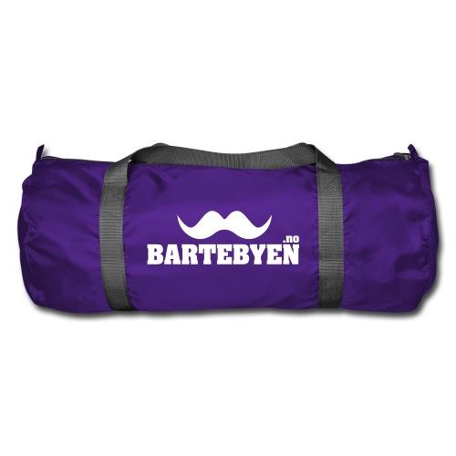 Bartebyen sportsbag lilla - Sportsbag