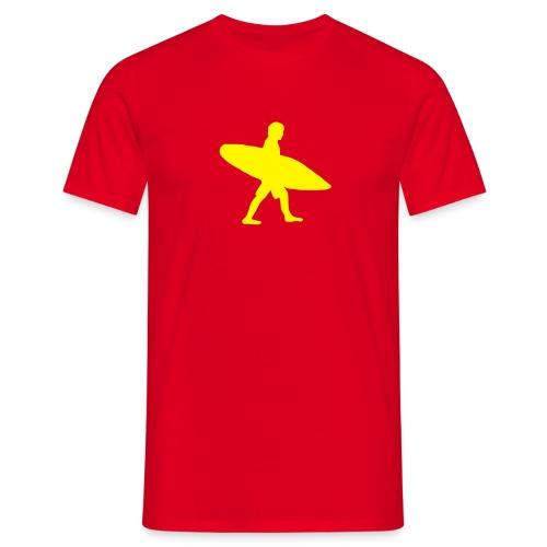 EL SURFING LO MAXIMO - Camiseta hombre