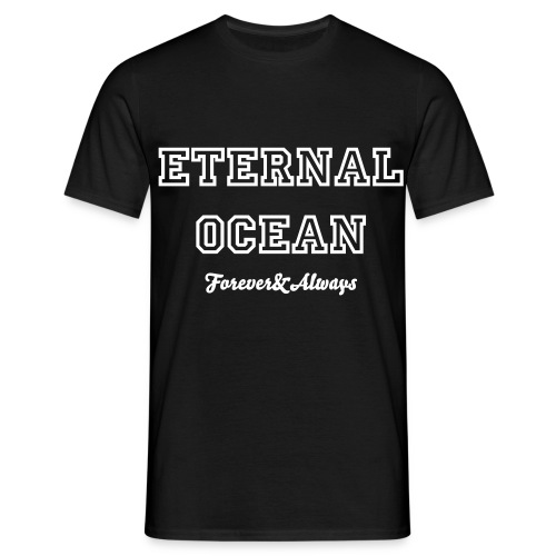 Eternal Ocean T shirt - Men's T-Shirt