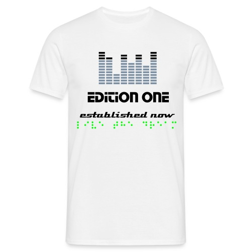 Digital Edition Tee - Men's T-Shirt