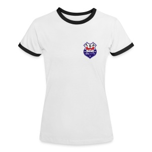 Frauen Kontrast-Shirt - Frauen Kontrast-T-Shirt