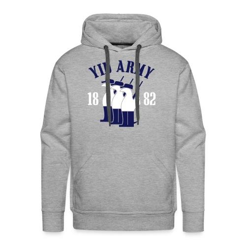 Yid Army 1882 - Men's Premium Hoodie