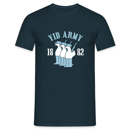 Yid Army 1882 - Men's T-Shirt
