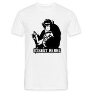 T-Shirts ~ Männer T-Shirt ~ Street Rebel