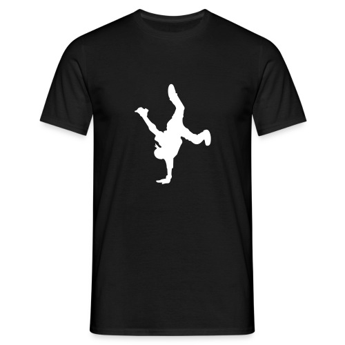 Breakdance, BY MC. - T-shirt Homme