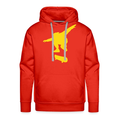 Skate, BY MC. - Sweat-shirt à capuche Premium pour hommes