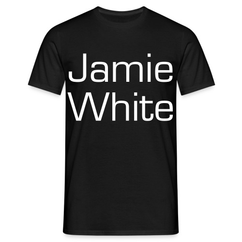 Jamie White - Men's T-Shirt