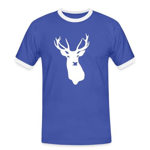 wildes - Männer Kontrast-T-Shirt