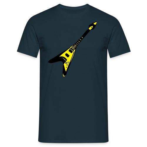 Gitze - Männer T-Shirt