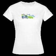 T-shirts ~ Vrouwen T-shirt ~ Productnummer 12541368
