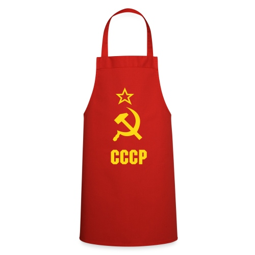 Cook with Marx - Cooking Apron