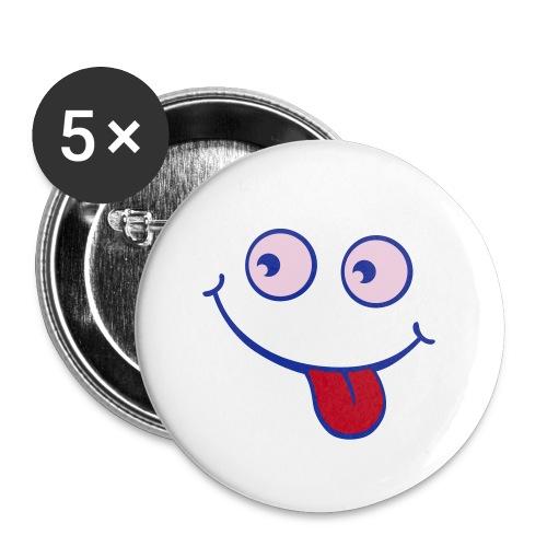 SINTOMAX POSTIVO - Paquete de 5 chapas pequeñas (25 mm)
