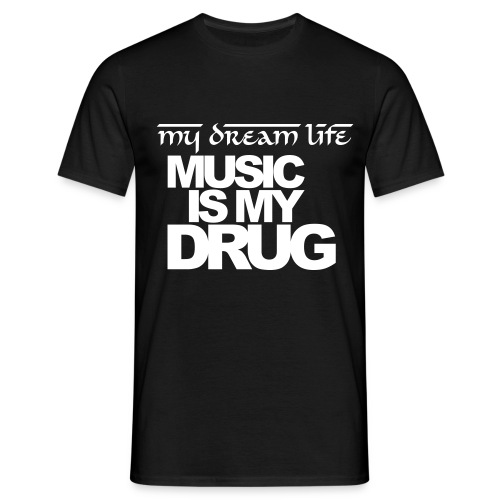 MDL MUSIC - T-shirt Homme