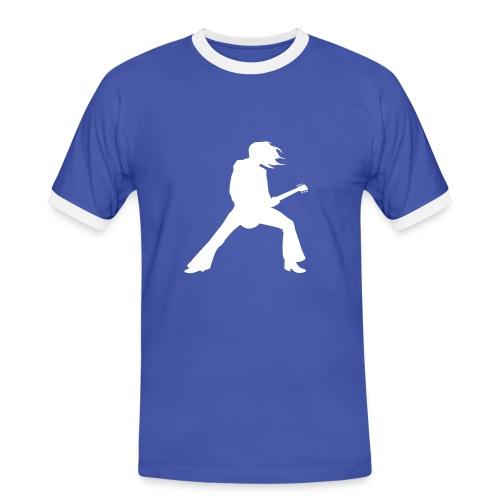 Heavy Rock - Men's Ringer Shirt